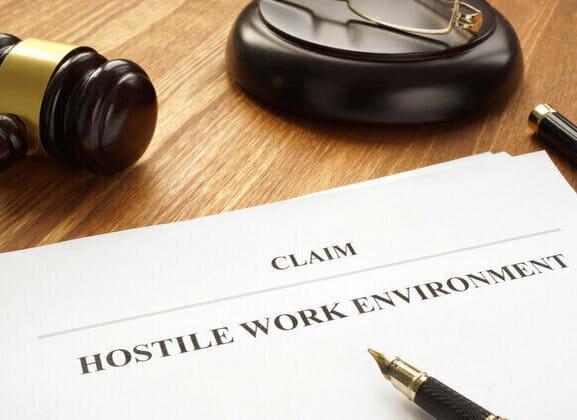 Hostile Workplace Definition